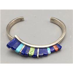 Unique Inlay Bracelet
