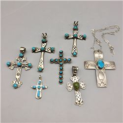 Group of 7 Crosses
