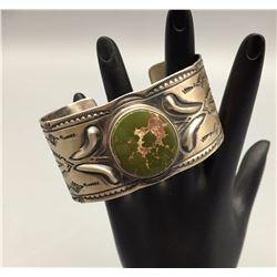 Retro Turquoise Bracelet by Stanley Parker