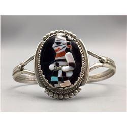 Zuni Inlay Bracelet - Etsate