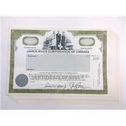Scripophily Group of 18 Specimen Pharmaceutical and Tech Related Stock and Bond Certificates, ca.196