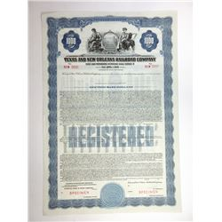 Texas and New Orleans Railroad Co., ca.1930-1940 Specimen Bond
