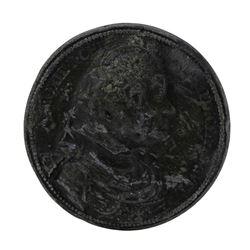 1611 Italy Renaissance Medal Nude Dupré Marie Medici