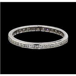 14KT White Gold 0.30 ctw Diamond Ring