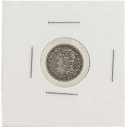1835 Capped Bust Half Dime Silver Coin