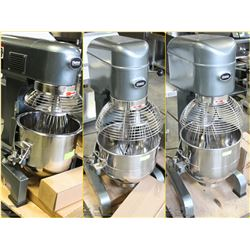 FEATURED ITEMS: BRAND NEW COMMERCIAL MIXERS!