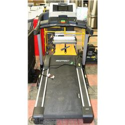 EPIC TREADMILL WITH BUILT IN TV