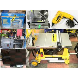 FEATURED ITEMS: TOOLS TVS AND MORE...