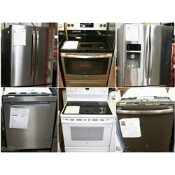FEATURED ITEMS: SCRATCH AND DENT APPLIANCES