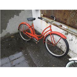 1960's Schwinn Fat Tire Bike