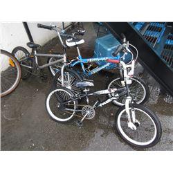 BMX Trick Bike, Nakamura Bike & Avigo Bike