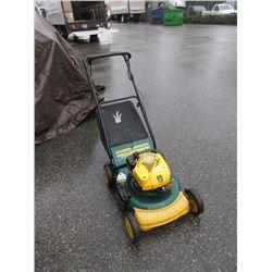 Yard-Man 5.5 HP Rear Bag Gas Lawnmower