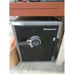 Sentry Safe - No Keys, No Combo - Store Return