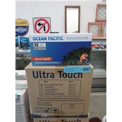 Ultra Touch Nitrile Medical Examination Gloves
