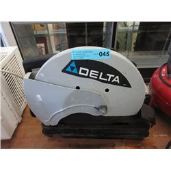 Delta 14  Abrasive Cut Off Saw