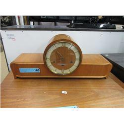 German Westminster Chime Mantle Clock ca1930