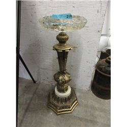 Vintage Floor Standing Ashtray