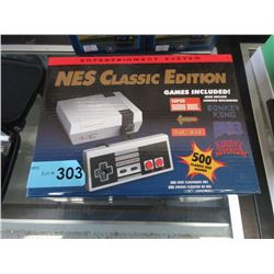 New NES Classic Mini Game Console with Games