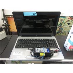 HP Laptop with Adapter - Window 7 Home Premium