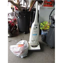 Miele Upright Vacuum with Bags & Attachments