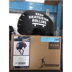 New TSG Skateistan Helmet - Size L/XL