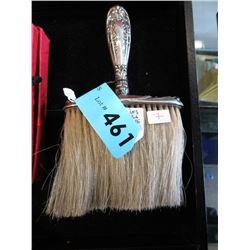 Vintage Sterling Handled Ladies Clothes Brush