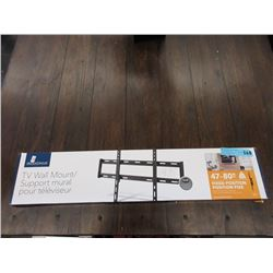 Insignia Fixed Position TV Wall Mount - 47-80""