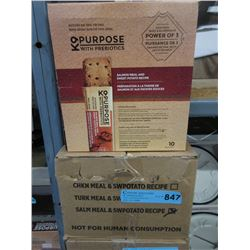 Case of K9 Nutritional Bar Treats for Dogs