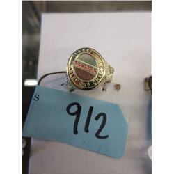 1928 NY Rangers Stanley Cup Replica Ring