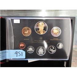 2007 Proof Set of Canadian Coinage