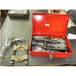 Gear puller & adapters