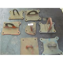 7 engine lifting brackets
