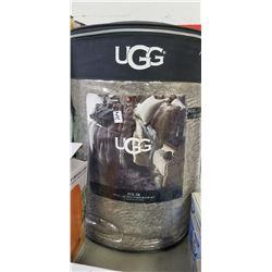 UGG  Queen Comforter Set