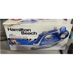 Hamilton Beach Iron