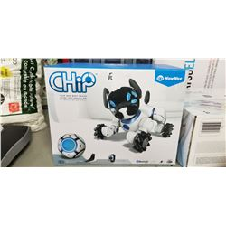 Chip Virtual Dog