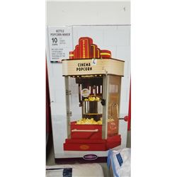 Men Cave Popcorn Machine