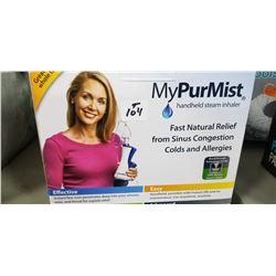 My PureMist Inhaler