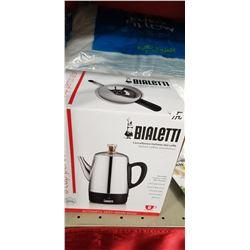 Coffee pot Italian Bialetti Brand