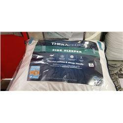 Therapedic sidesleeper pillow