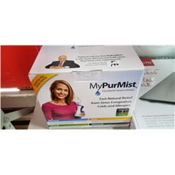MyPur Mist great for allergies Sinus infections