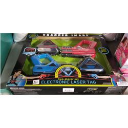 Electronic Laser Tag