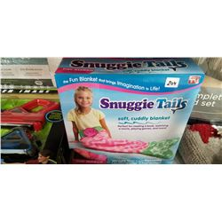 Snuggie Mermaid Tails