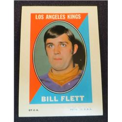 1970-71 Topps/OPC Sticker Stamps #8 Bill Flett
