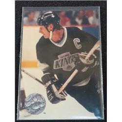 1991-92 Pro Set Platinum #52 Wayne Gretzky