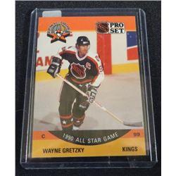 1990-91 Pro Set #340 Wayne Gretzky