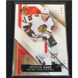 15-16 SP Game Used Copper Jerseys Patrick Kane