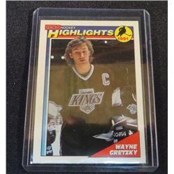 1991-92 O-Pee-Chee #524 Wayne Gretzky