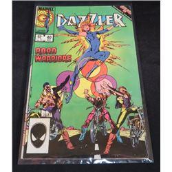 Marvel Dazzler #40