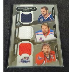 2015-16 SP Game Used All-Star Skills Triple