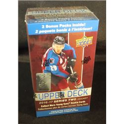 2016-17 UD series 2 Sealed Blaster Box 12 Packs